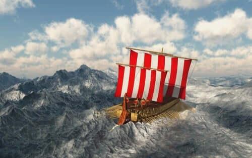 Legenden om Odysseus, en finurlig hjälte