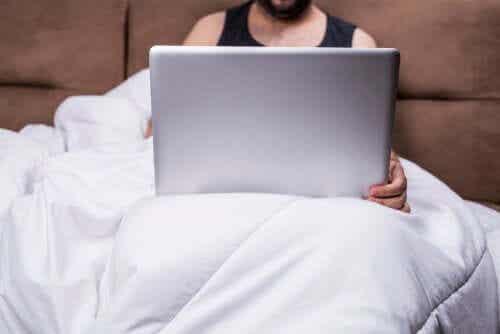 Hur pornografi påverkar ett förhållande