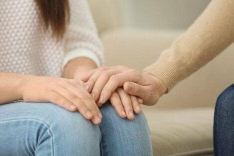 Känslomässigt stöd och vårt välbefinnande