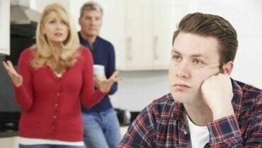 Hur barn påverkas av krävande föräldrar