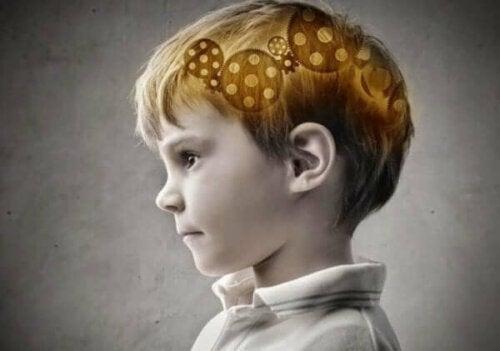 Personer med epilepsi är oftast barn.