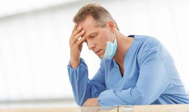 Psykologiskt stöd för våra sjukvårdsanställda är att ge vårdgivare möjlighet att återhämta sig under stressiga arbetspass