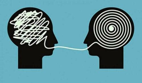 Att korrigera en person som har en felaktig uppfattning