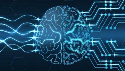 En artificiell hjärna