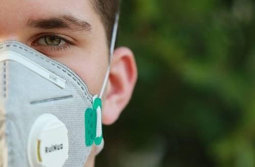 Att se världen över en mask: den psykologiska effekten