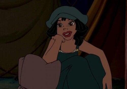 Audrey från filmen