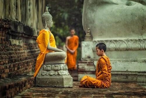 Buddhismens fyra kommunikationsprinciper