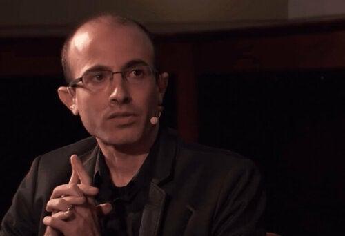 Pandemin: som sedd genom ögonen på Yuval Harari