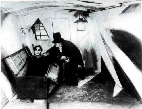 Dr. Caligaris kabinett är en psykologisk skräckfilm