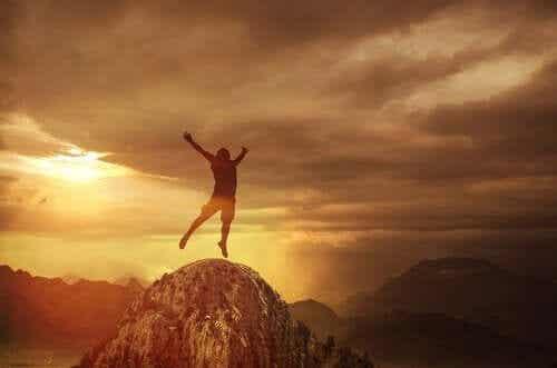 Beroende av adrenalin - att pressa gränserna