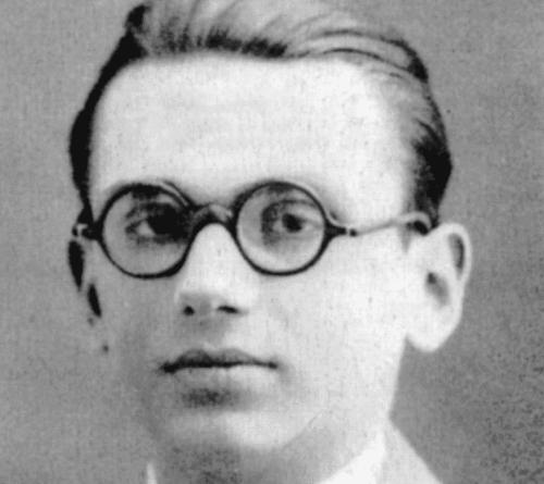 """Logikern Kurt Gödel: En biografi över """"Mr.Why"""""""
