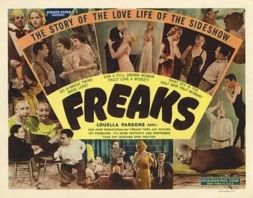 Freaks är en psykologisk skräckfilm
