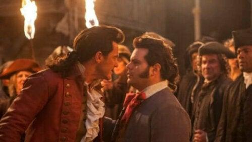 Gaston och Le Fou