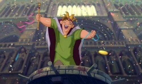 En lycklig Quasimodo