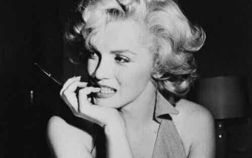 Tolv mytomspunna citat av Marilyn Monroe