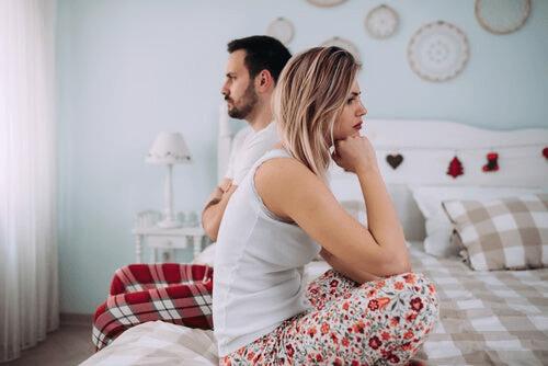 Spänningar i relationer under coronapandemin