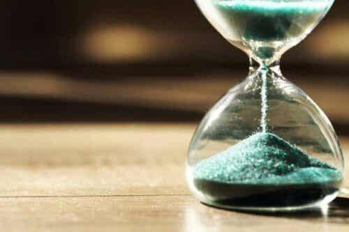 Tidens psykologi: varför vi uppfattar tid på olika sätt