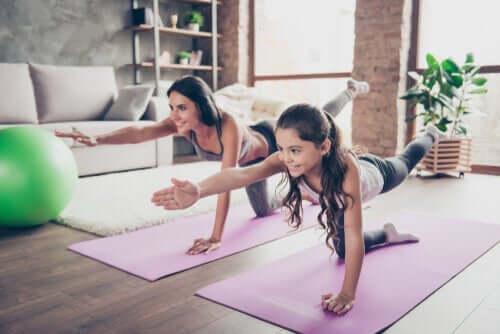 Fördelarna med virtuell träning för barn