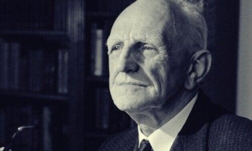 Donald Winnicott och hans teori om det falska självet