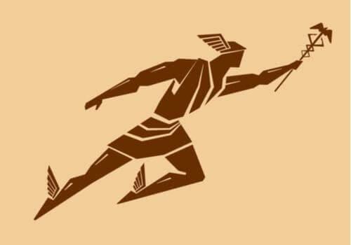 Myten om Hermes, gudarnas budbärare