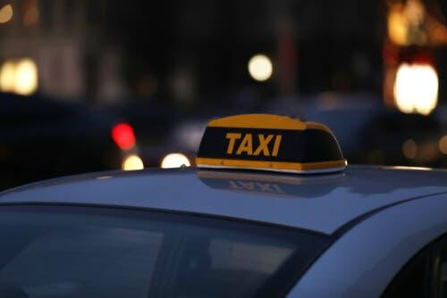 Taxiförare är ett av de mest stressfyllda jobben
