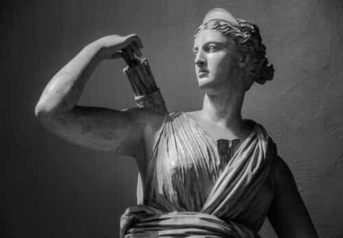 Myten om Artemis – jaktgudinnan