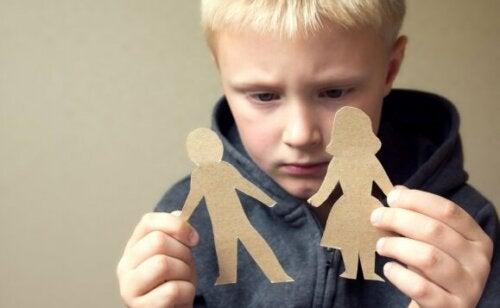 När föräldrar använder skuldbeläggning som uppfostran