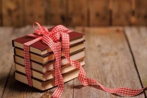 Att älska är att ge bort en bok
