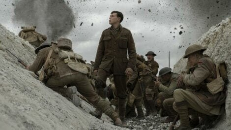 Filmen 1917: en enda lång nervpirrande sekvens