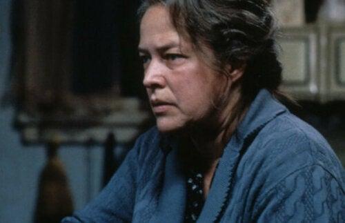 Skådespelerskan Kathy Bates