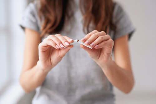 Vikten av psykologisk förberedelse för att sluta röka