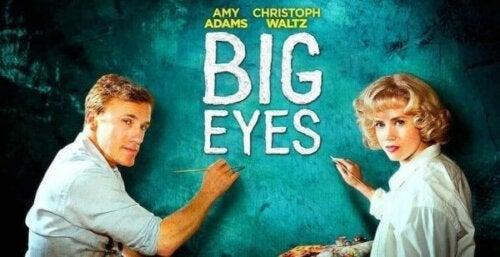 Big Eyes, kvinnor i den konstnärliga världen