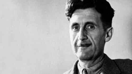 Romanen 1984, en dystopi av George Orwell
