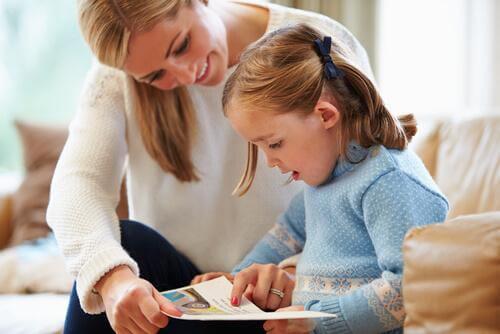 Att lära sig läsa: faktorer och influenser