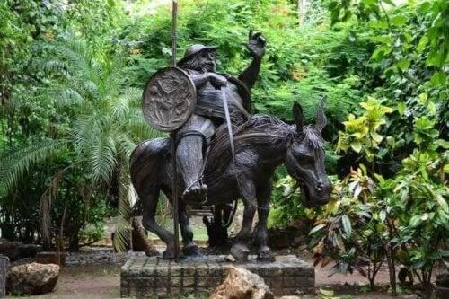 Staty över Sancho Panza