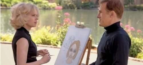 Big Eyes visar berättelsen om hur kvinnor inte fått en synlig plats i den konstnärliga världen