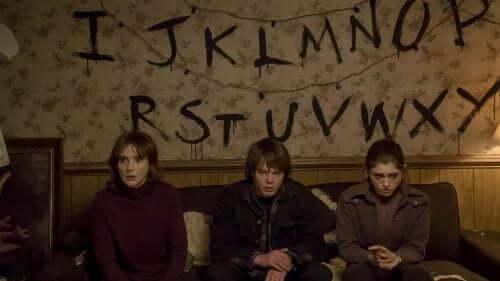 Wills familj i Stranger Things