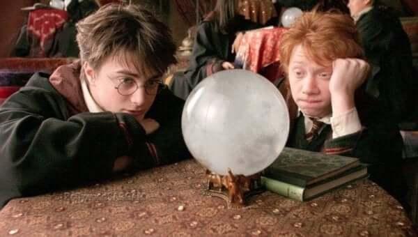 Harry Potter visade oss att pojkar får lov att vara rädda