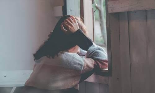Många emotionella svampar lider av konstant stress