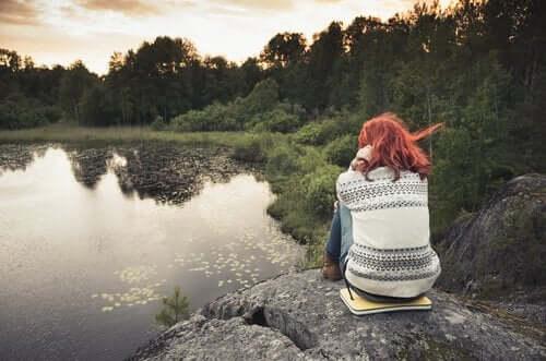 De olika typerna av introvert beteende