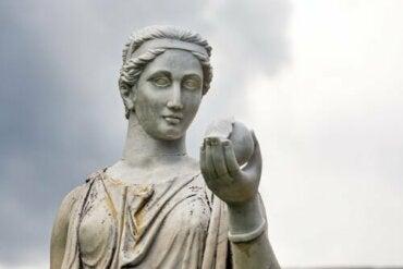 Myten om Hera: Olympens stränga gudinna