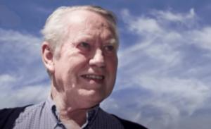 Biografi av filantropen Chuck Feeney