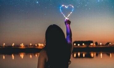 Älska dig själv oavsett var du befinner dig i livet