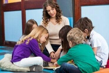 Användningen av värderingsträd i förskolan