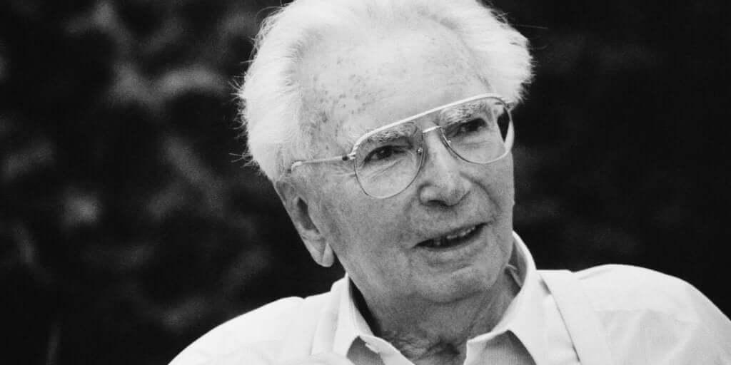 Viktor Frankl visade med sitt eget liv hur man kan övervinna motgångar