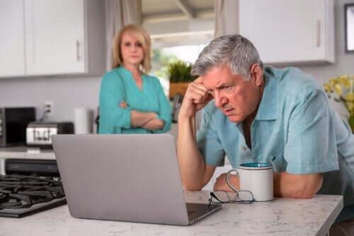 De psykologiska konsekvenserna av långtidsarbetslöshet