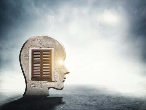 Man kan ändra sitt liv genom att ändra sitt tänkande