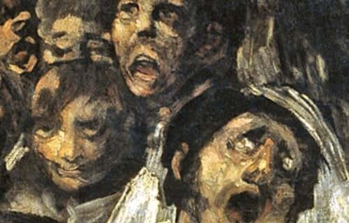 Psykologin bakom Goyas svarta målningar