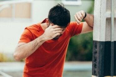 Nyckeln i låset-syndromet: den trängande nöden att hinna på toa