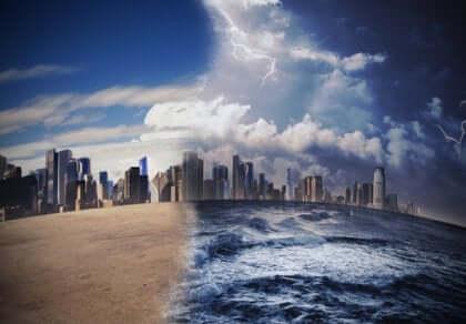 Klimatförändringar är ett problem som många visar en ovilja inför att lösa